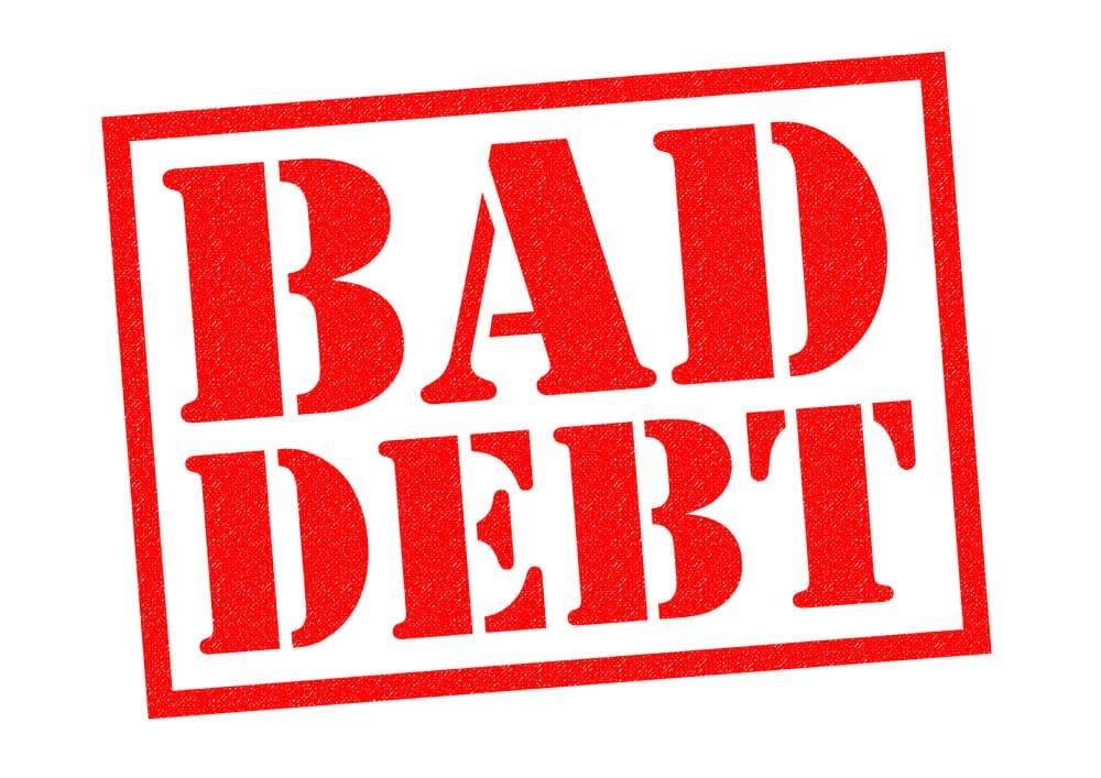 Unrecoverable Debts