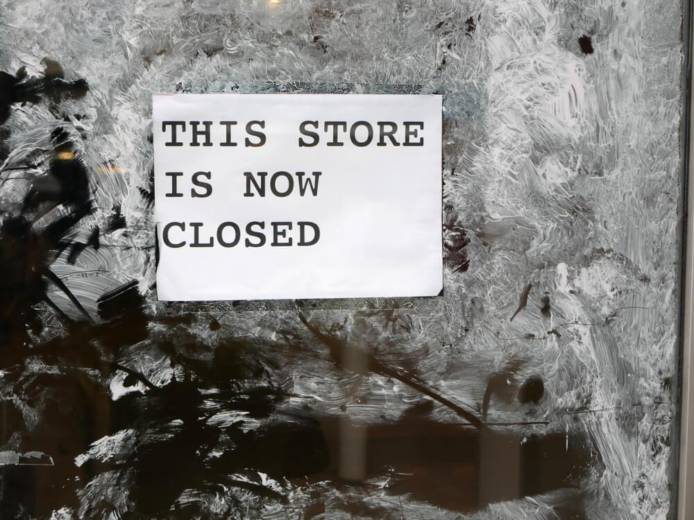 High Street Store Closures