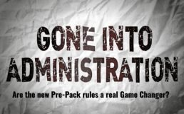 pre-pack administrations
